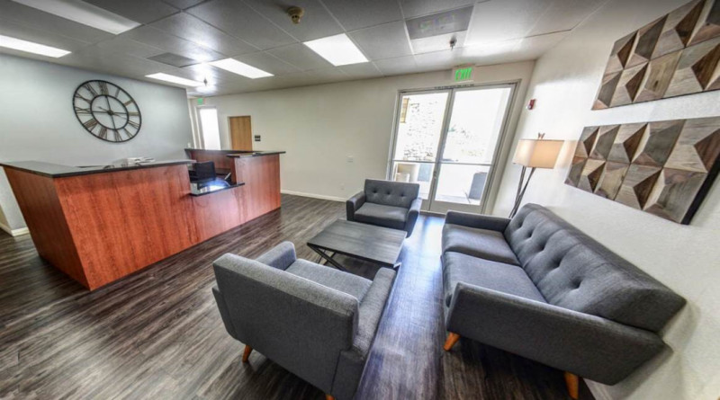 Rancho Cucamonga Live Receptionist and Business Address Lobby