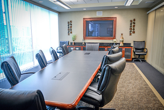Stylish Rancho Cucamonga Meeting Room