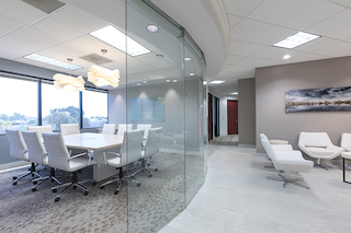 Rancho Santa Margarita Virtual Office Space - Comfortable Commons Area