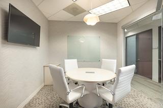 Stylish Rancho Santa Margarita Meeting Room