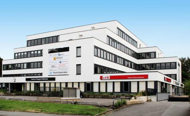 Rennes Virtual Office Address Location