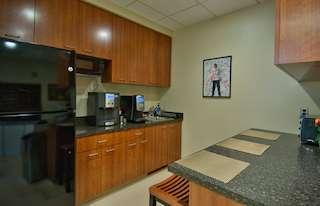 Break Room - Kitchen Area - Reston Virtual Office