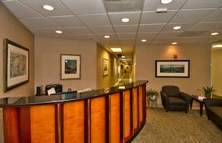 Receptionist Lobby - Virtual Offices in Reston