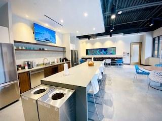 Break Room - Kitchen Area - Richardson Virtual Office