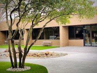 Richardson Business Address - Building Location