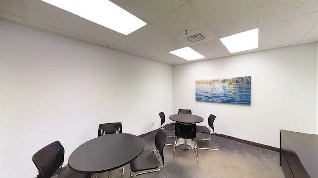 Richmond Hill Virtual Office Space - Comfortable Commons Area