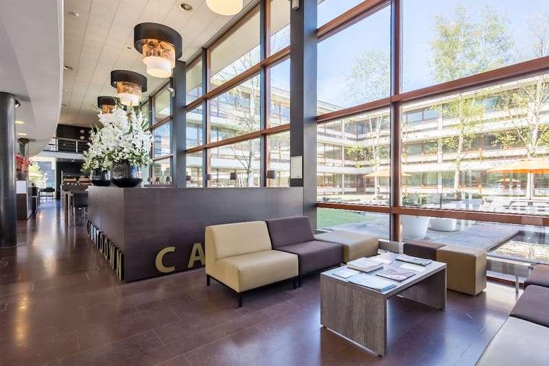 Rijen Virtual Office Address - Lounge Commons Area