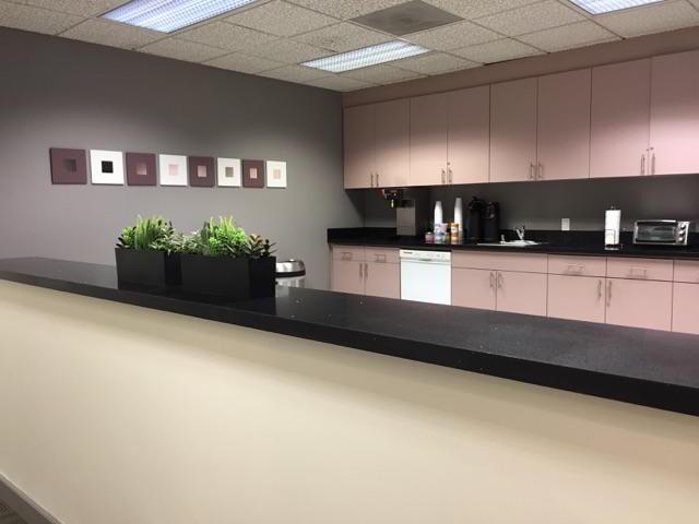 Break Room - Kitchen Area - Riverside Virtual Office