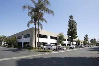 Riverside Business Address - Building Location