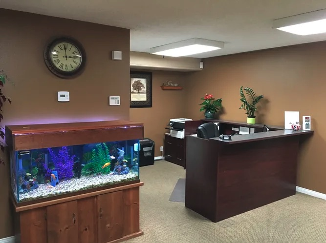 Riverside Live Receptionist and Business Address Lobby