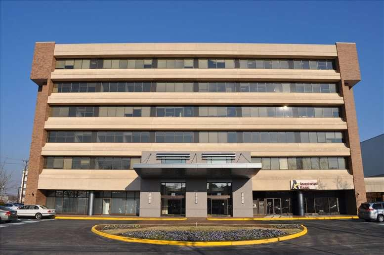 Rockville Business Address - Building Location