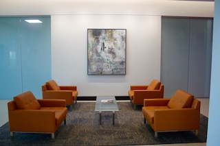 Rockville Busines Address - Lounge Area