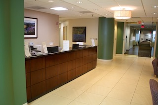 Rockville Live Receptionist and Business Address Lobby