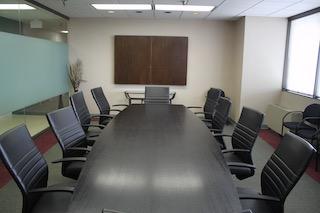 Stylish Rockville Meeting Room
