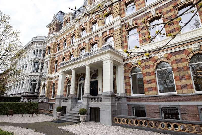 Rotterdam Business Address - Building Location