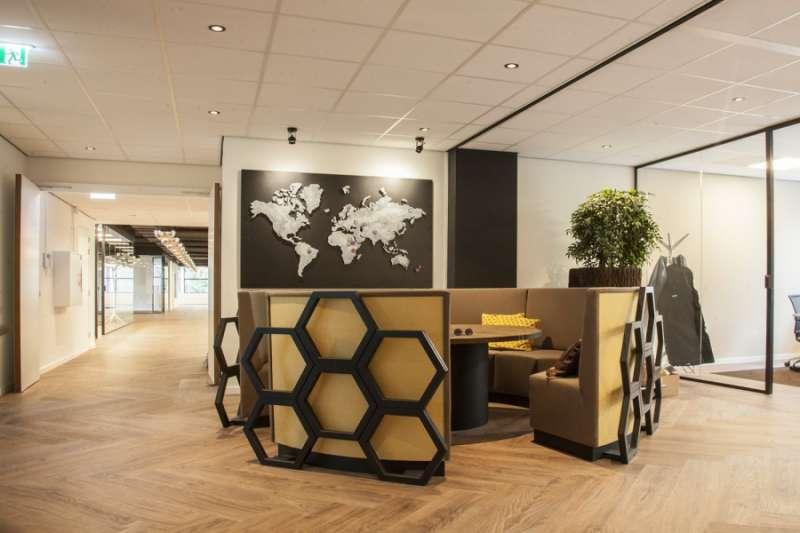 Rotterdam Virtual Office Address - Lounge Commons Area