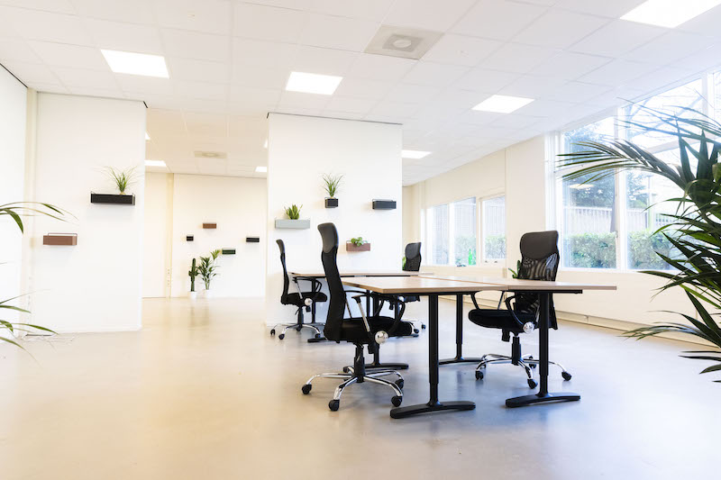 Rotterdam Virtual Office Space - Comfortable Commons Area