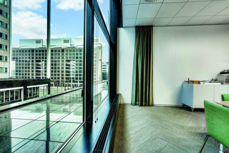 Turnkey Rotterdam Conference Room