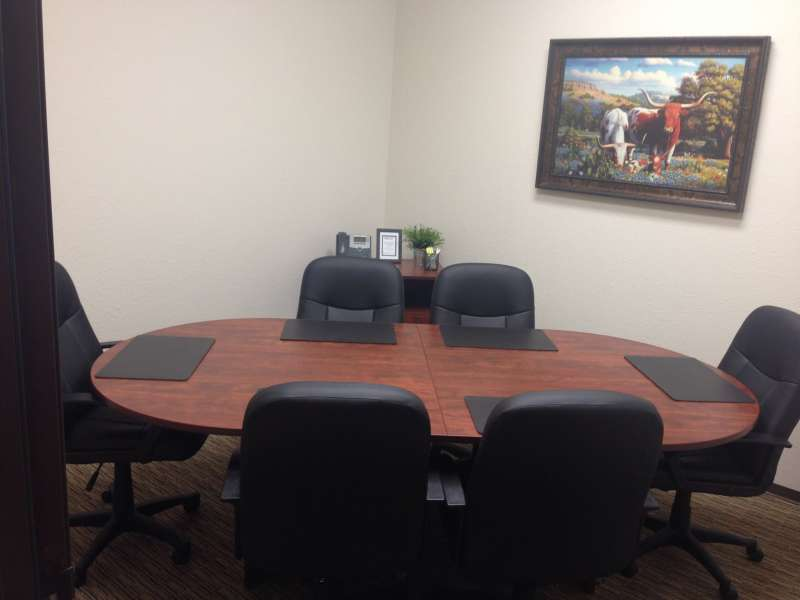 Turnkey Round Rock Conference Room