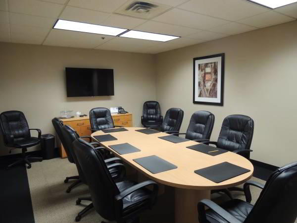 Stylish Rutherford Meeting Room