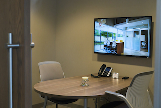 Stylish Rye Meeting Room