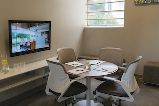 Turnkey Rye Conference Room