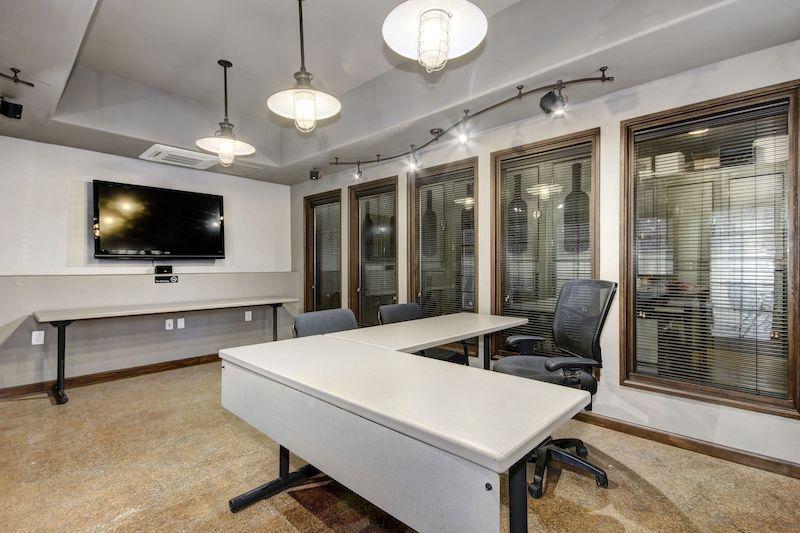 Temporary Sacramento Office - Meeting Room