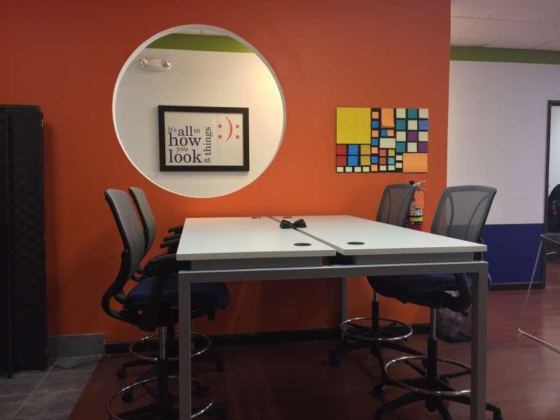 Break Room - Kitchen Area - San Antonio Virtual Office