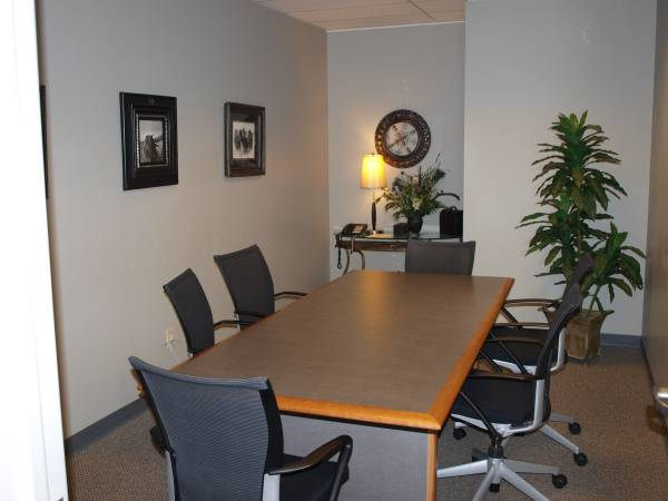 Stylish San Antonio Meeting Room