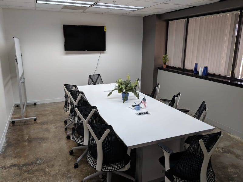 Turnkey San Antonio Conference Room