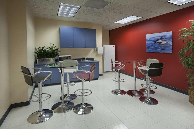 Break Area in San Diego Virtual Office Space