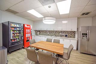 Break Area in San Diego Virtual Office