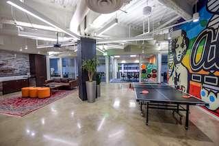 San Diego Busines Address - Lounge Area
