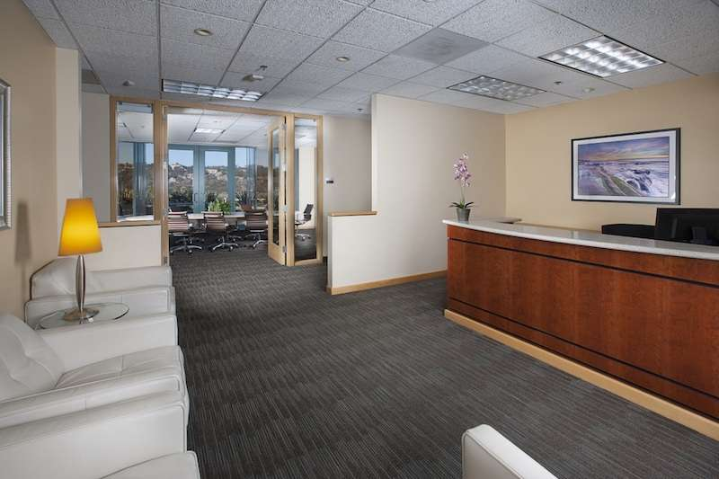 San Diego Live Receptionist and Business Address Lobby