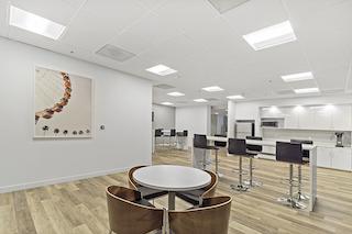 Break Room - Kitchen Area - San Jose Virtual Office