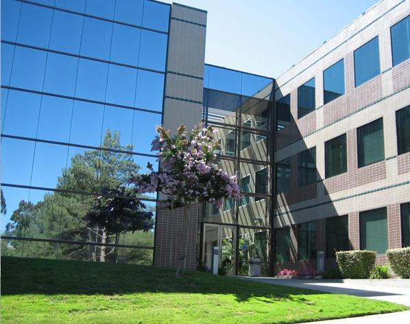 San Ramon Business Address - Building Location