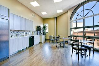 Break Room - Kitchen Area - Santa Barbara Virtual Office