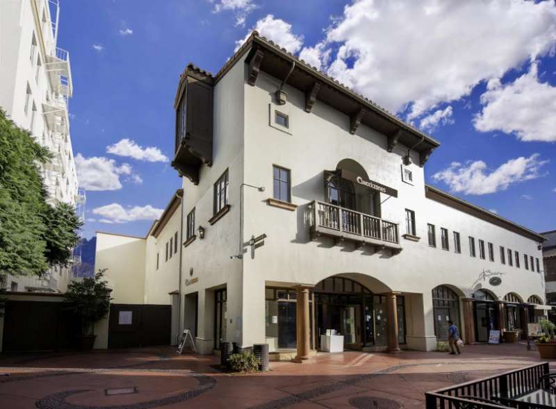 Santa Barbara Business Address - Building Location
