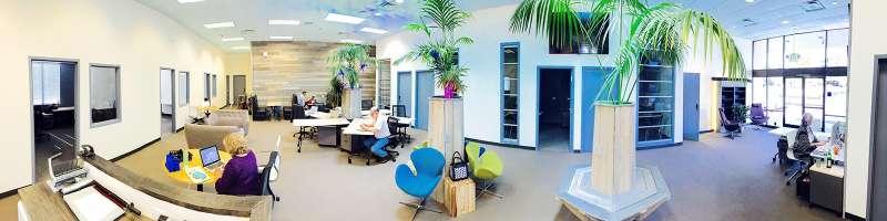 Santa Cruz Virtual Office Address - Lounge Commons Area