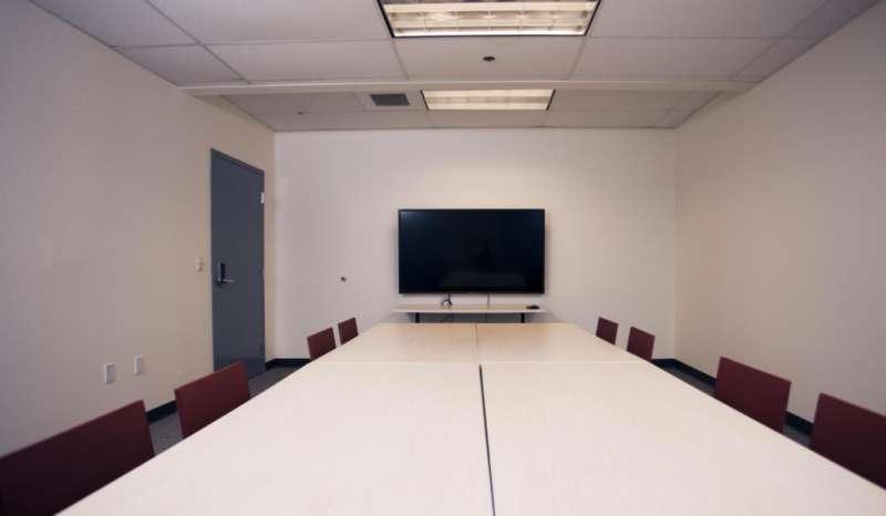 Stylish Santa Cruz Meeting Room