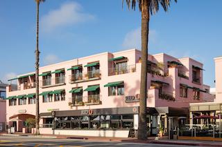 Santa Monica Virtual Office Address Location