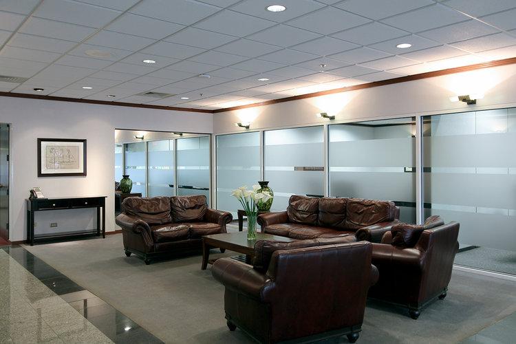 Schaumburg Virtual Office Address - Lounge Commons Area
