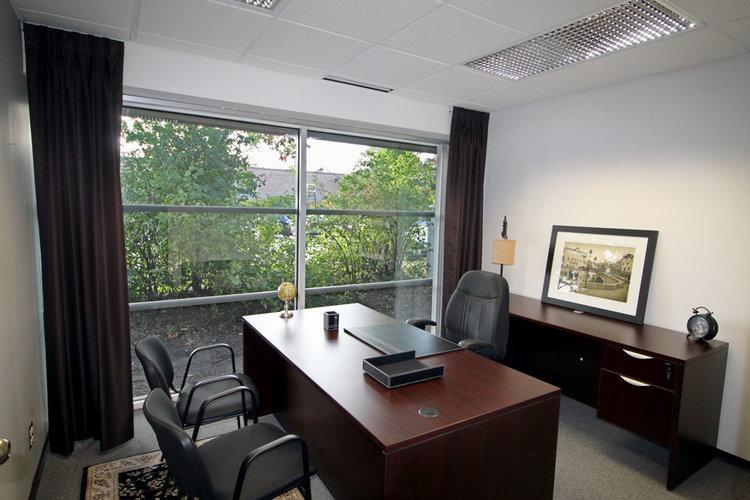 Temporary Schaumburg Office - Meeting Room