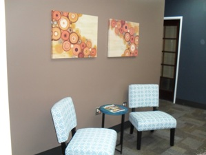 Receptionist Lobby - Virtual Offices in Scottsdale