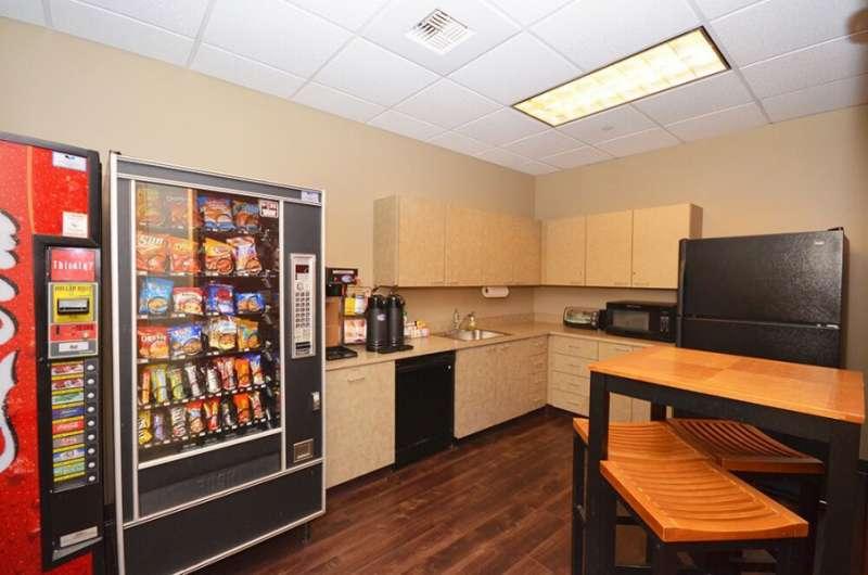 Break Room - Kitchen Area - Seattle Virtual Office