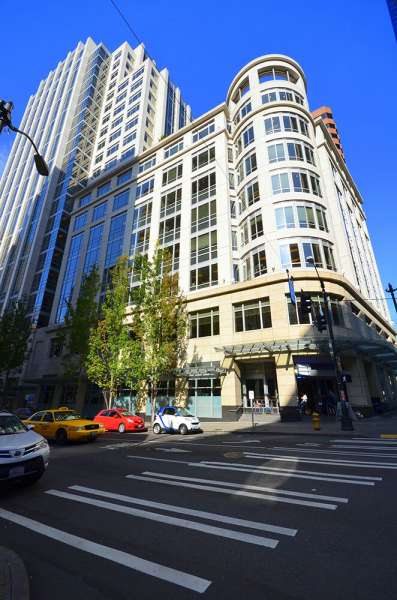 Seattle Business Address - Building Location