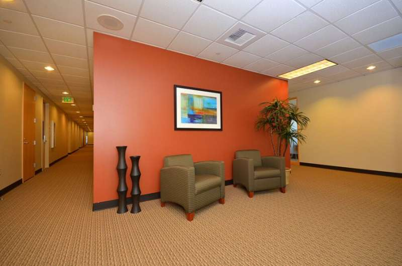 Receptionist Lobby - Virtual Offices in Seattle