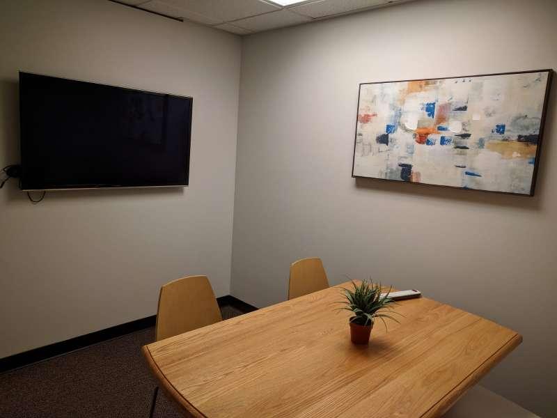 Stylish Seattle Meeting Room