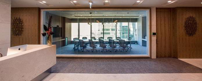 Stylish Seoul Meeting Room