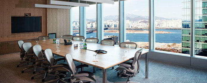Nice Conference and Meeting Rooms in Seoul